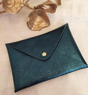 Porte document cuir