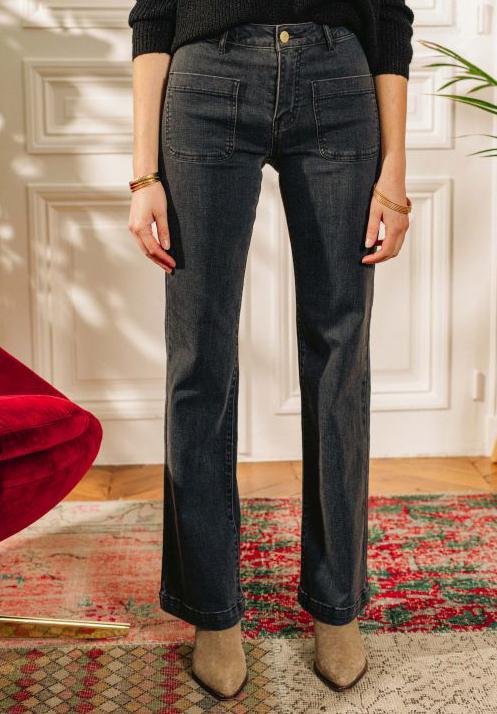 Jeans sonny gris